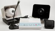 Монтаж систем громкоговорящей связи и оповещения