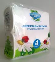 Туалетная бумага Салфетки и Бумажные полотенца от производителя 100%