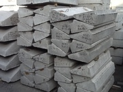 Лестничные ступени бетонные.