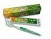Зубная паста с экстрактами целебных трав.