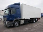 Отправка грузов из Караганды в Астану и Алматы