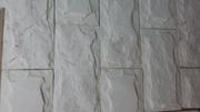 Облицовочный камень из гипса