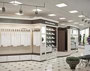 Дизайн интерьера торговых помещений в Караганде