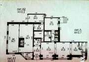 5-этажное здание в центре города. 2700 кв.м.
