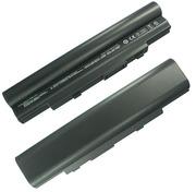 Аккумулятор для ноутбука Asus U80/ 10, 8 В/ 4400 мАч,  черный