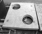 Плиты перекрытия тепловых камер ПО-1,  ПО-2,  ПО-3,  ПО-4