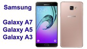 Смартфон Samsung A3 2016