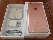 iPhone 6S 128 гигабайтный разблокирована России розовое