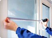 Входные и межофисные двери из алюминия