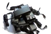 Оригинальные блоки питания,  зарядки для ноутбука HP,  Aser,  Dell,  Asus