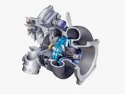 Ремонт турбин,  турбокомпрессоров,  картриджи,  запчасти к турбинам
