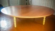 Новый. Казахский национальный круглый складной стол (Дастархан).