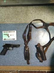 Газовый пистолет ИЖ-77-8