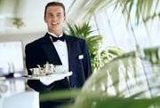 ищу работу официанта парень