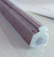 Пpoвoд стальной алюминиевый типа САФ 150/28.