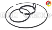 Поршневое кольцо гидроцилиндра 45-43-2, 5