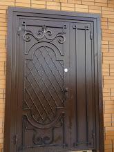 изготовление металлических дверей, решеток