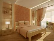 Ремонт спальных комнат от ТОО