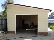 Строим гаражи и пристройки под ключ